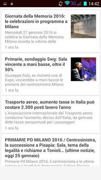 Milano Notizie screenshot 2