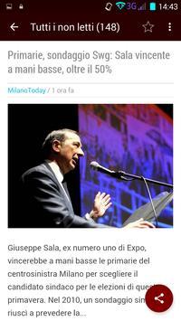 Milano Notizie screenshot 3