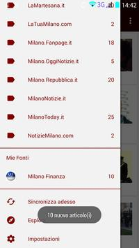 Milano Notizie apk screenshot