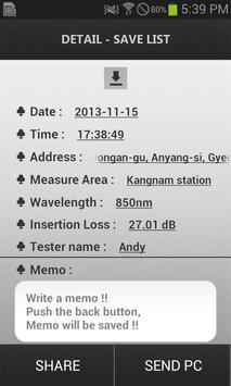 mPM-100B apk screenshot