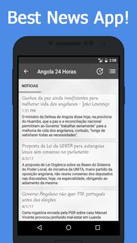 News Angola screenshot 1