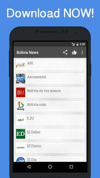 News Bolivia poster