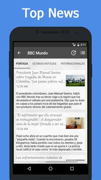 News Chile screenshot 2