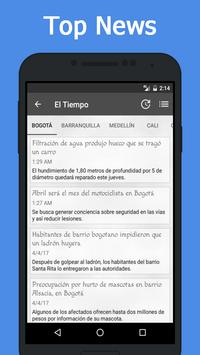 News Colombia apk screenshot