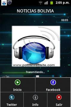 NOTICIAS BOLIVIA screenshot 1