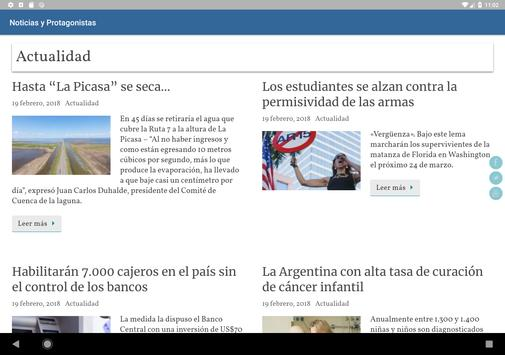 Noticias y Protagonistas screenshot 5