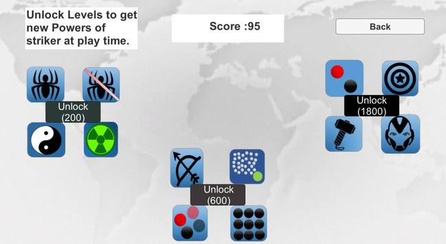 PowerCarrom screenshot 1