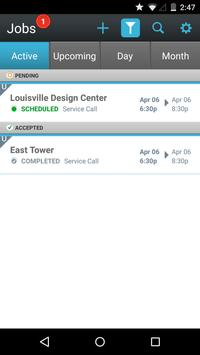 eVance Service Manager apk screenshot