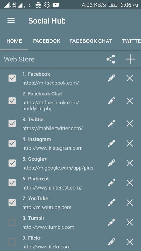 Download social hub 1. 1 apk com. Hsr. Haxx. Socialhub.