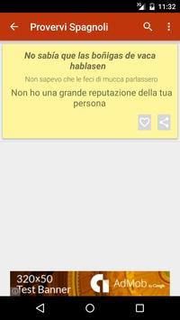 Proverbi Spagnoli screenshot 3