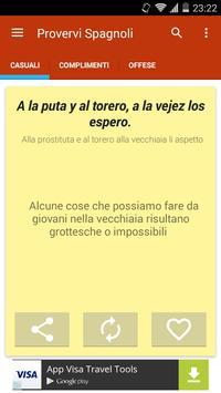Proverbi Spagnoli poster