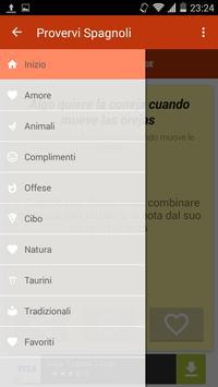 Proverbi Spagnoli screenshot 1