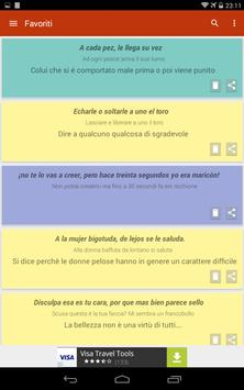 Proverbi Spagnoli screenshot 5