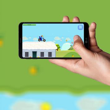 Adventure Doremon racing apk screenshot