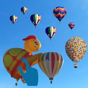 Albuquerque balloon Stickers apk screenshot