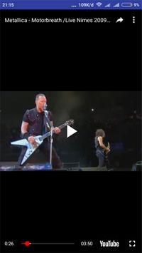 Metallica music video new screenshot 2