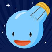 건강상식 Blue Light OX퀴즈 icon