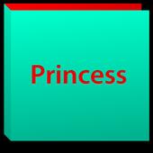 A LITTLE PRINCESS eng-japanese icon