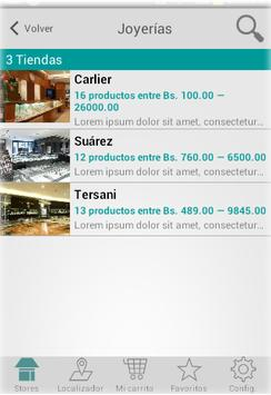 Stores Bolivia screenshot 1