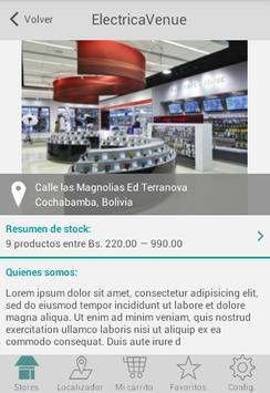 Stores Bolivia screenshot 2