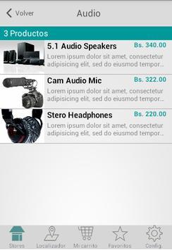 Stores Bolivia screenshot 3