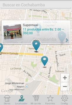 Stores Bolivia screenshot 5
