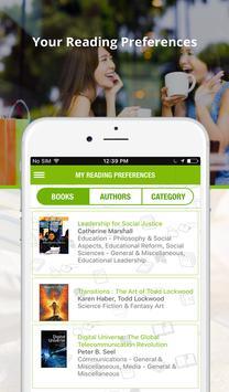 Swap. Get Your Next Novel Free screenshot 20