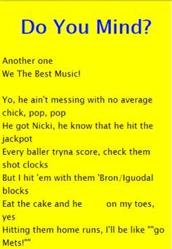 I'm the One - DJ Khaled ft. Justin Bieber apk screenshot