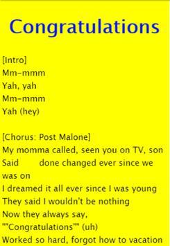 Rockstar - Post Malone ft. 21 Savage screenshot 1