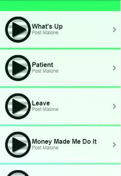 Rockstar - Post Malone ft. 21 Savage screenshot 2