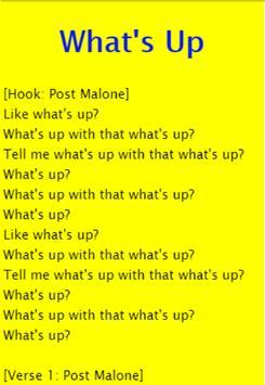 Rockstar - Post Malone ft. 21 Savage screenshot 3