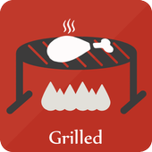Grilled Recipes icon