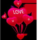 Valentines day 2017 Malayalam icon