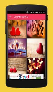 Valentines day 2017 Malayalam apk screenshot