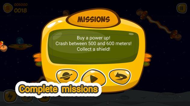 Alien Spaceship Escape apk screenshot