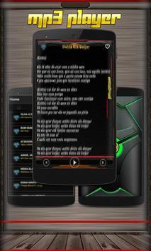 Mc Kekel Musica Letras screenshot 1