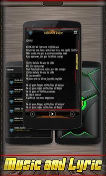 Mc Kekel Musica Letras screenshot 2