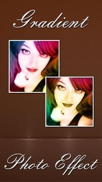 Gradient Photo Effect poster