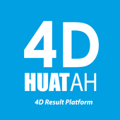4D Huat Ah! Results (MY & SG) icon
