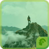 Parallax Mountain Live Wallpaper II FREE icon