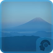 Parallax Mountain Live Wallpaper FREE icon