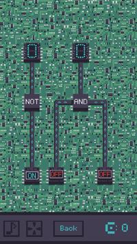 Circuit: Logic Gate Puzzle poster