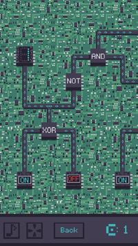 Circuit: Logic Gate Puzzle screenshot 2