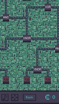 Circuit: Logic Gate Puzzle screenshot 3