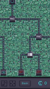 Circuit: Logic Gate Puzzle screenshot 4