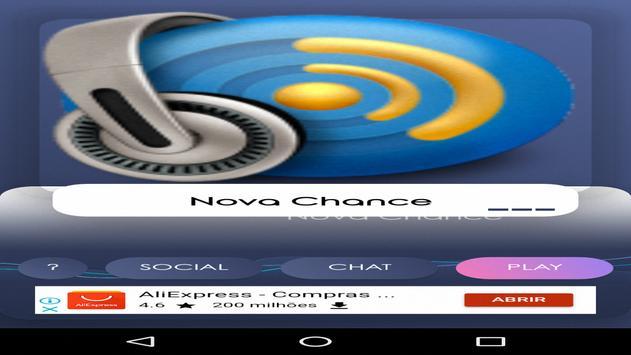 Nova Chance Web Rádio screenshot 2