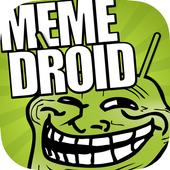 Memedroid ikona