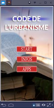 CODE DE L'URBANISME poster