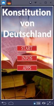 Konstitution von Deutschland apk screenshot
