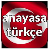 anayasa türkçe icon